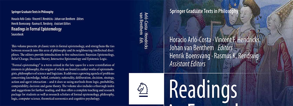 Readings in Formal Epistemology / 19.05.2016