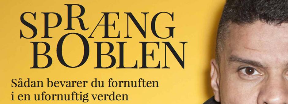 Ny bog / Spræng boblen / 25.05.2016