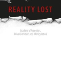 New Book | REALITY LOST | Springer Nature | Open Access | 11.09.2018  |  DOWNLOAD NOW!